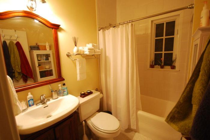 необычные решения для ванной